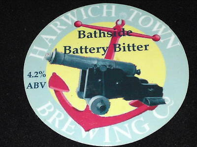Beer Pump Clip - Bathside Battery Bitter