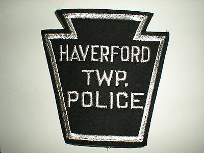 Haverford, Pennsylvania Police Department Patch