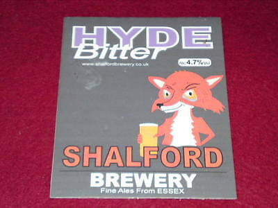 Beer Pump Clip - Hyde Bitter