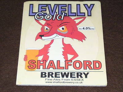 Beer Pump Clip - Levelly Gold#2