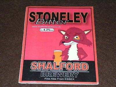 Beer Pump Clip - Stoneley Bitter #2