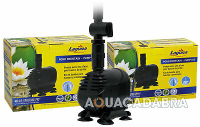 Laguna Garden Pond Fountain Pump Kit 700,1500,2000 Koi Fish Water Feature