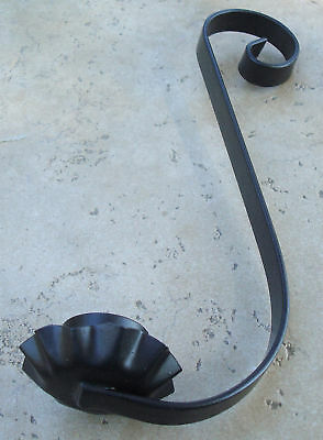 Vintage Classic Scroll Taper Candle Holder for HG Ball & Mason Canning Fruit Jar