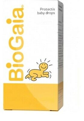BioGaia Protectis Probiotic drops for baby (children) colic 5ml Safe & Effective