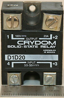 Crydom D1D20 Solid State Relay