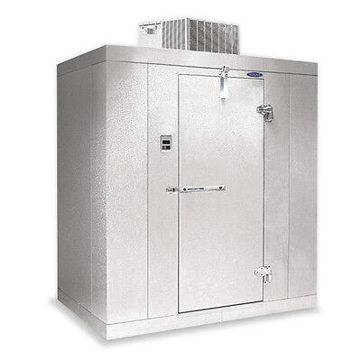 "Norlake Nor-Lake Walk In Freezer 4'x 6'x 6'7"" H KLF46-C Self-Contained -10F"