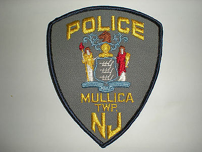 Mullica Township, New Jersey Police Department Patch