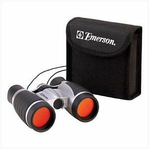 Emerson UV Coated Binoculars w/ Carry Case NEW IN BOX!!!