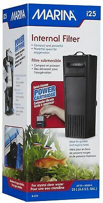 Fluval Marina I25 Internal Filter For Aquariums Up To 25L Internal Fish Tank