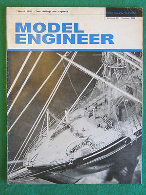 MODEL ENGINEER - 1 March 1965 vol 131 # 3268