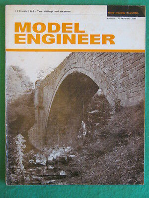 MODEL ENGINEER - 15 March 1965 vol 131 # 3269