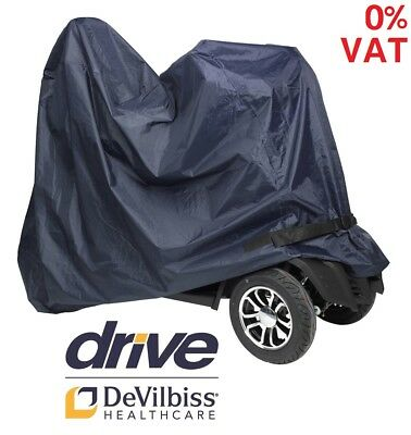 Large / XL Simplantex Mobility Scooter Storage Rain Cover Waterproof Disability
