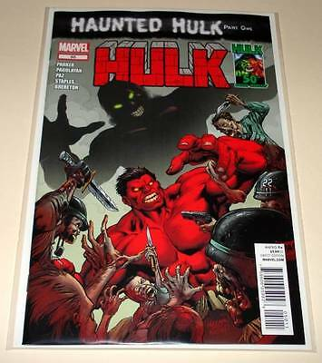 HULK # 50  Marvel Comic  June 2012  NM