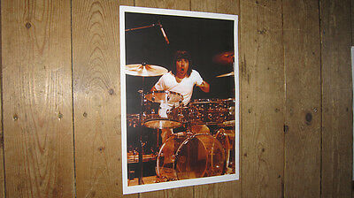 Keith Moon The Who Great New Colour POSTER