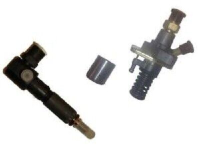 10Hp186 Diesel Fuel Injector Nozzle And Pump Fits Yanmar L100 & Chinese Engine