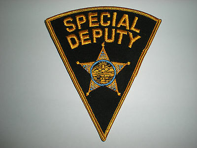 Ohio State Sheriff's Office Special Deputy Patch