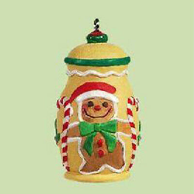 Hallmark Keepsake Miniature Ornament 2004 Cookies, Anyone? - #WD3037