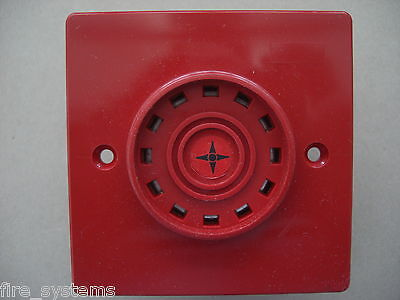 £12 Askari Compact Red Fire Alarm Sounder AC/R/3