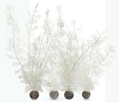 Oase Biorb White Sea Fan Plant Decoration S, M, L, Xl Baby Biube Life Flow