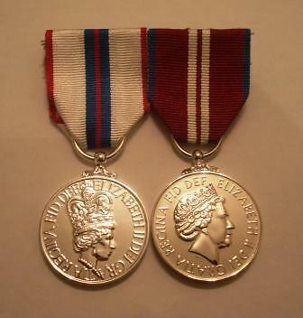 Silver Jubilee Medal, Queens Diamond Jubilee, Swing Mounted, Full Size, Medals