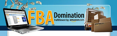 Fulfillment By Amazon Domination: Video Tutorials on 1 CD