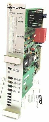 Beta Tech Bc-Fsc-072-003/bc-Null-011-001 Spindle Card Bcfsc072003 Repaired