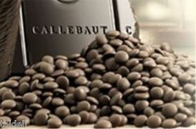 1Kg Bag Of Dark Belgian Couverture Chocolate Buttons Callebaut Bb 14/1/2018