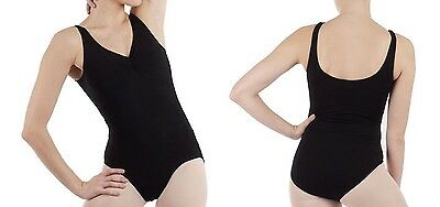 NWT Cotton Adult n Girl Tank Sleeveless Ballet Gym Yoga Leotards QualityAssurred