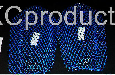 1999-2007 Hayabusa 9pc NEP Gold Fairing Grilles Screens Vents Mesh Grills New