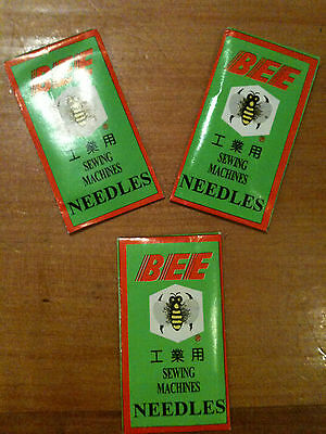 New!!30 Industrial Sewing  Needles DBX1,16x231 For Brother,Singer, Toyota,Juki