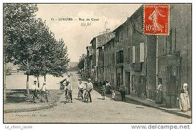 69 GIVORS - rue du canal