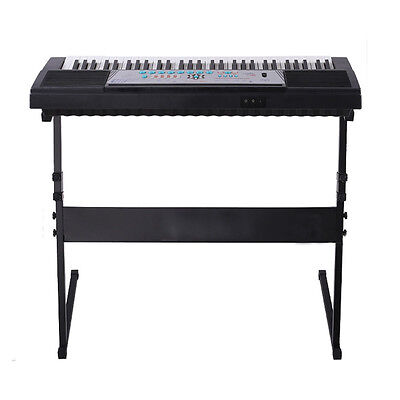 Electric Keyboard electronic Piano Z Shape Types  Rack Stand Adjustable fram