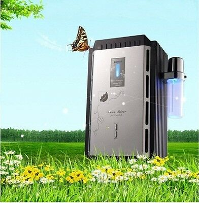 Air purifier cleaner Phytoncide sprayer Nano-silver HEPA Carbon Triple filter