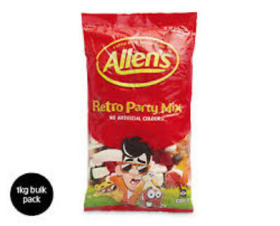 Allen's Allens Lollies Milk Bottles - Big 1.3 Kg Bag!