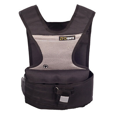 ZFO Sports® - 20Lbs Adjustable Fitness Exercise Weighted Vest