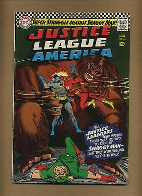 Justice League of America 45 (Strict VG) Nice (id# 4919)
