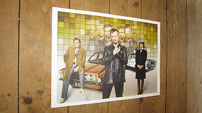 Life on Mars John Simm TV Show POSTER