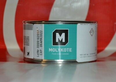 NEW MOLYKOTE G-Rapid Plus Paste .25kg   EXP 4/2022