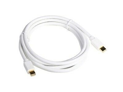 Atlona 6ft Mini DisplayPort Male to Mini DisplayPort Male Extension Cable