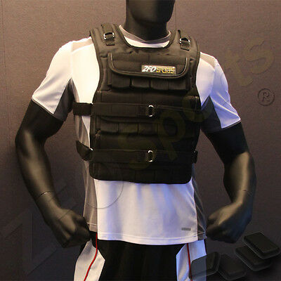 ZFO Sports® - 80LBS(Long Style) WEIGHT WEIGHTED VEST / NEW / Check Our Feedback