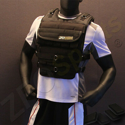 ZFO Sports® - 100LBS(Long Style) WEIGHT WEIGHTED VEST / NEW / Check Our Feedback