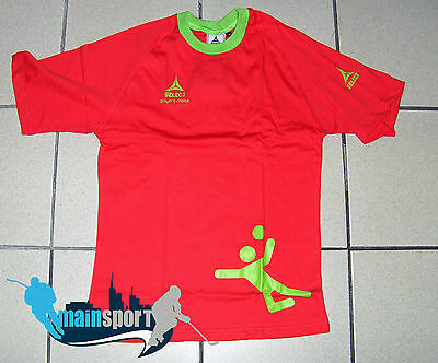 Select - Handball T-Shirt - Größe M - Rot