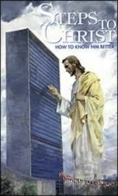 Steps to Christ (UN Building) by Ellen G. White (100 copies in one box)