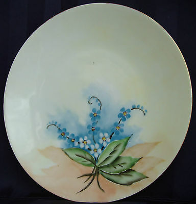 HUTSCHENREUTHER SELB LHS PORCELAIN ARTIST SIGNED PLATE ** FREE SHIPPING **