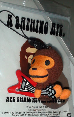 A Bathing Ape Baby Milo Cell Phone Mobile Strap