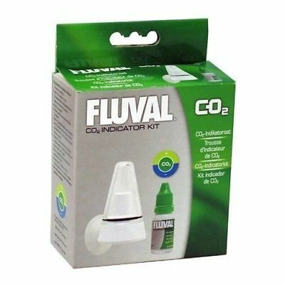 Fluval Co2 Indicator Kit A7551 Aquarium Fish Tank Planted Plants