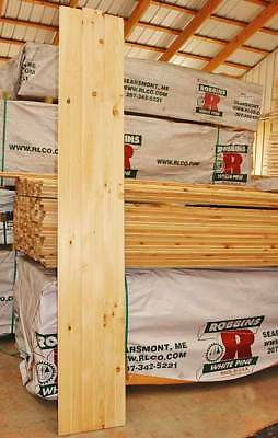 Canadian White Pine Car Siding 1x8 TONGUE & GROOVE  - WE SHIP FREE SAMPLES