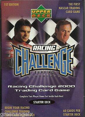 Racing Challenge (Nascar) Ccg - Gordon/wallace Deck