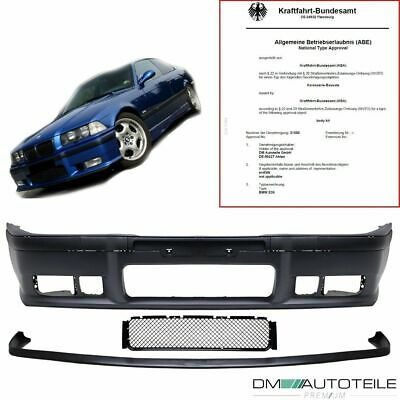 BMW 3 er SPORT Stoßstange Coupe Cabrio Limousine Touring Compact + EVO GT Lippe