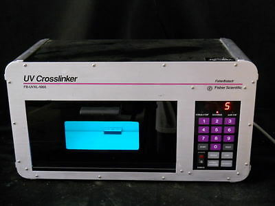 Fisher Scientific UV Crosslinker FB-UVXL-1000
